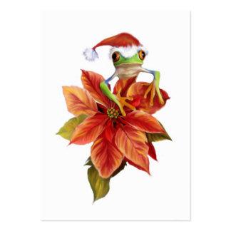 Hoppy Holidays Profile Business Cards