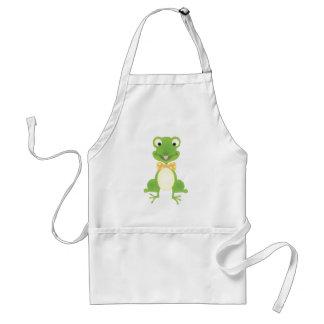 Hoppy the Frog Standard Apron