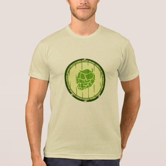 Hops Barrel (craft beer lover's tee) T-Shirt