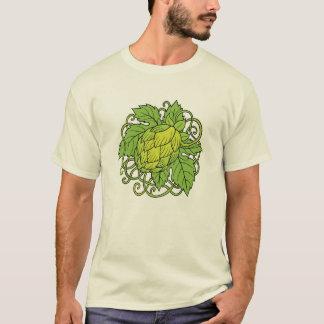 Hops design (craft beer lover's tee) T-Shirt