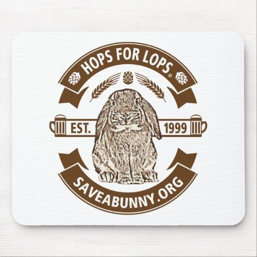 Hops for Lops Mousepad