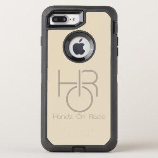 HOR Logo iPhone 8 Plus/7 Plus Defender Case Gold