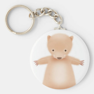 Horace the Hamster - keychain