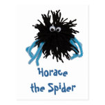 Horace the Spider Postcards