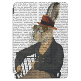 Horatio Hare On Chair iPad Air Cover
