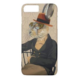 Horatio Hare on Chair iPhone 8 Plus/7 Plus Case