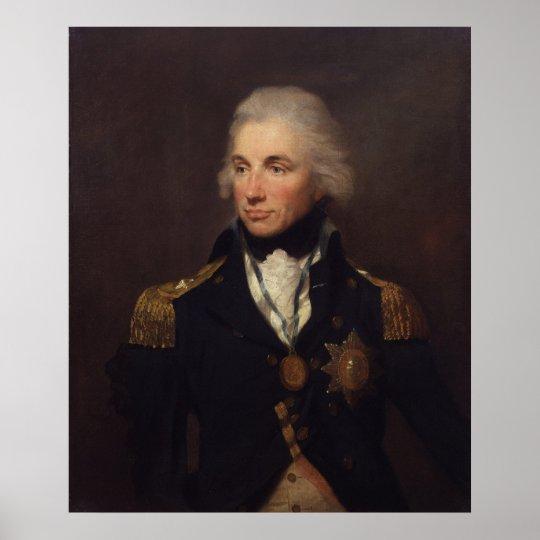 Horatio Nelson Poster