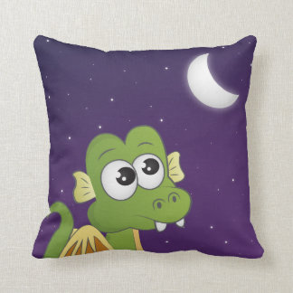 Horatio the dream dragon night time pillow