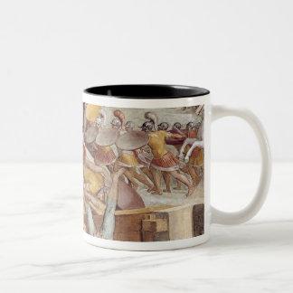 Horatius Cocles on the Sublician Bridge Mugs