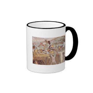 Horatius Cocles on the Sublician Bridge Coffee Mugs