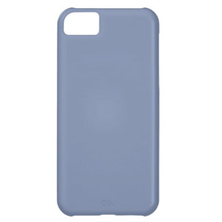 Horizon Light Blue Background. Chic Fashion Color Cover For iPhone 5C