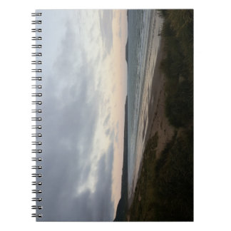 Horizon of Gower Beach Notebook
