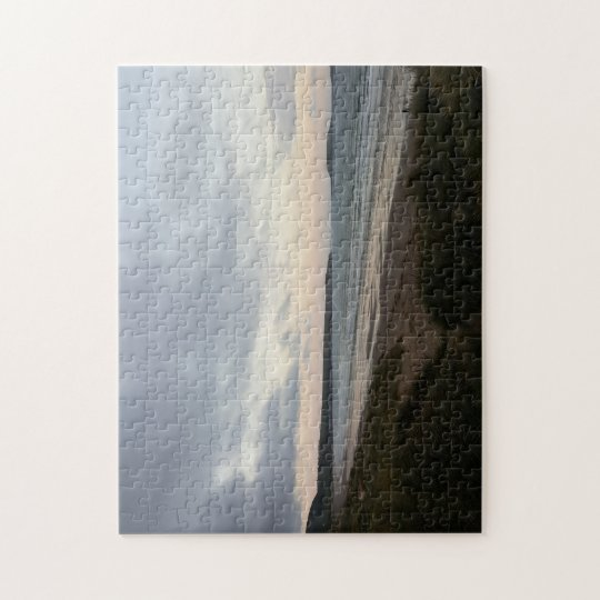 Horizon of Gower Beach Photo Puzzle