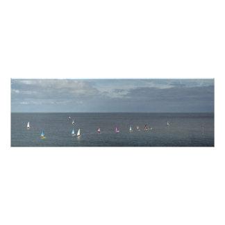 Horizon Photo Print