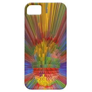 Horizon Sunset Golden Sparkles DIY Gifts COLORFUL iPhone 5 Covers