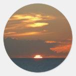 Horizon Sunset Sticker