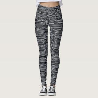 Horizontal (dark gray) leggings