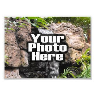 Horizontal Digital Photo Print Enlargement