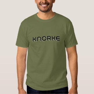 Horizontal KNORKE Tee Shirt