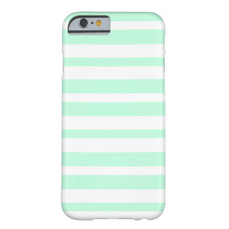 Horizontal Mint Barely There iPhone 6 Case