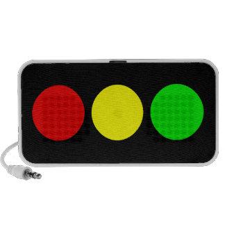 Horizontal Stoplight Travelling Speaker