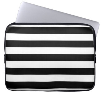 Horizontal Stripes Neoprene Laptop Sleeve 13 inch