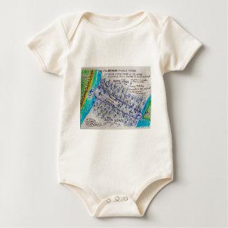 Horizontal Tornado.JPG Baby Bodysuit