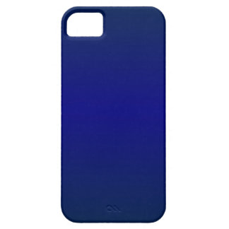 HorizontalBlue2-Oxford Blue and Navy Blue Gradient iPhone 5 Cases