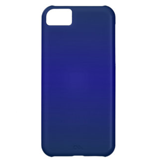 HorizontalBlue2-Oxford Blue and Navy Blue Gradient Case For iPhone 5C