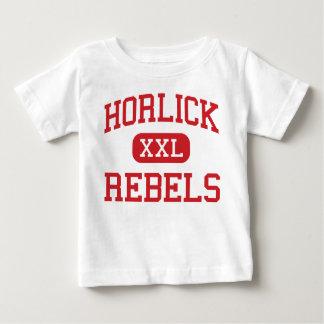 Horlick - Rebels - High School - Racine Wisconsin Tshirts