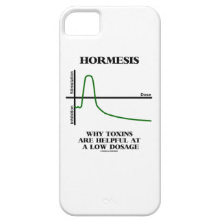 Hormesis Why Toxins Are Helpful At A Low Dosage iPhone 5 Cover