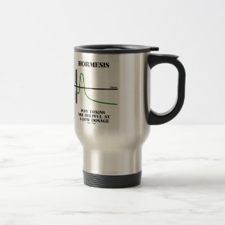 Hormesis Why Toxins Are Helpful At A Low Dosage Mug
