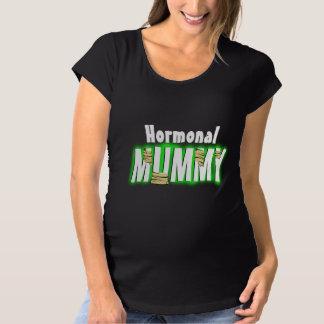 Hormonal Mummy Tee Shirts