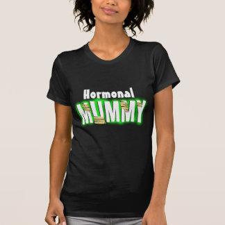 Hormonal Mummy Tshirts