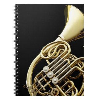 Horn Note Book
