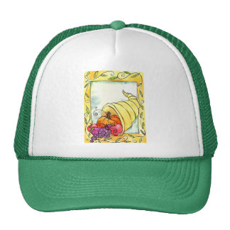 Horn Of Plenty Cap