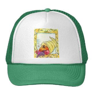 Horn Of Plenty Trucker Hats