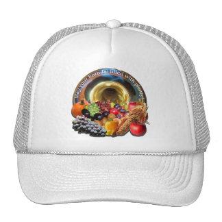 Horn of Plenty Hats