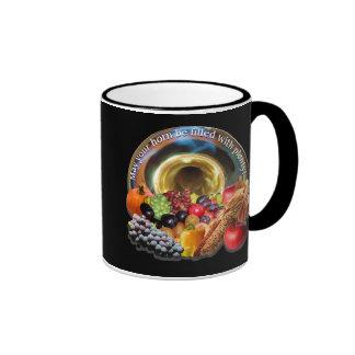Horn of Plenty Mugs