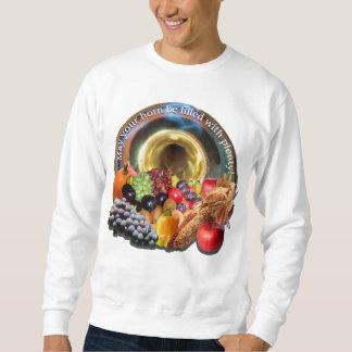 Horn of Plenty Pull Over Sweatshirts