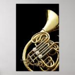 Horn Poster