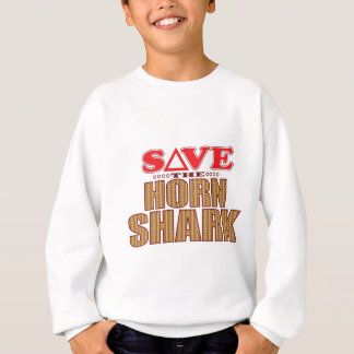 Horn Shark Save Sweatshirt