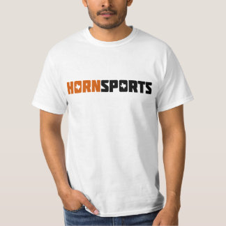 Horn Sports T-Shirt (White Edition)