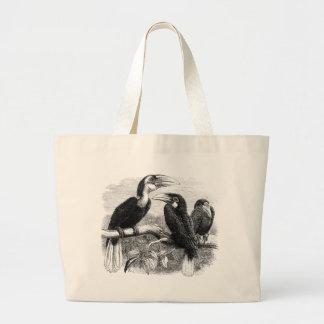 Hornbills Canvas Bags