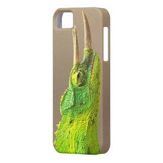 Horned Chameleon iPhone 5 Cover
