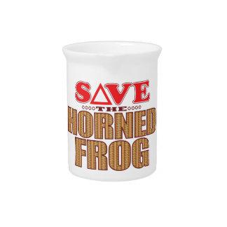 Horned Frog Save Pitcher