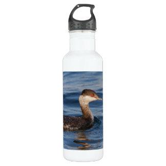 Horned Grebe 710 Ml Water Bottle