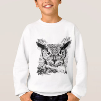 Horned Owl Sweatshirt