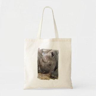 Horned Rhino Small Bag