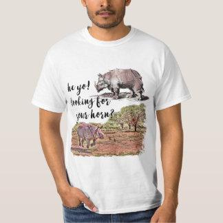 Hornless Rhinoceros T-Shirt